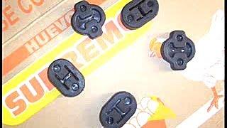 Como cambiar los soportes del escape de un tsuru youtube for Como cambiar los empaques de la regadera