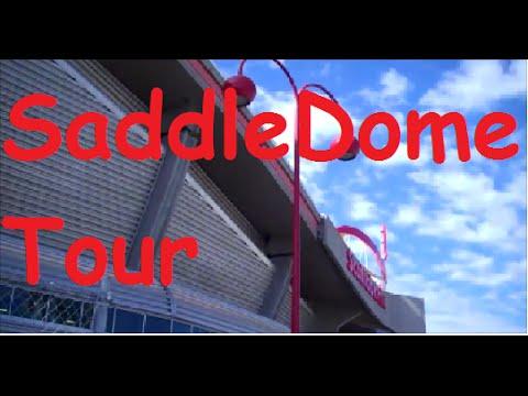 Scotiabank Saddledome Tour