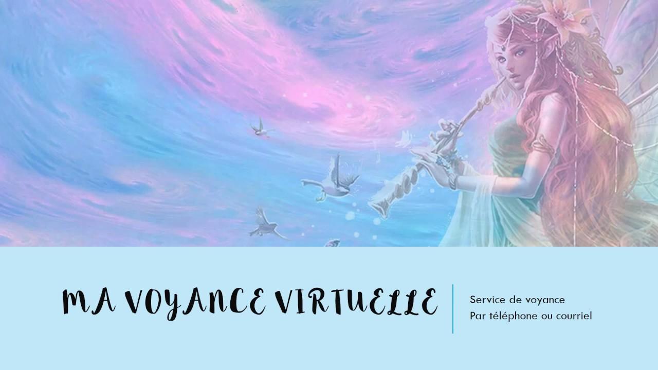 e92f7c9b14b80 Ma Voyance Virtuelle - YouTube