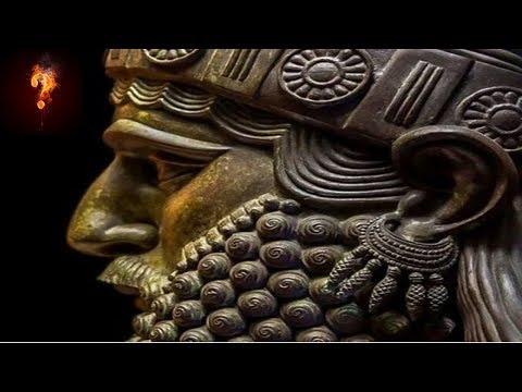 """Ancient Alien """"Gilgamesh"""" Found Buried In Iraq?"""