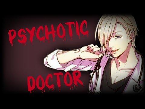ASMR Psychotic Doctor Roleplay