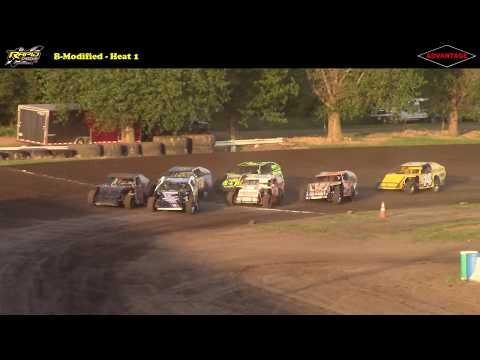 Iron Man B-Modifieds -- 6/2/17 -- Rapid Speedway