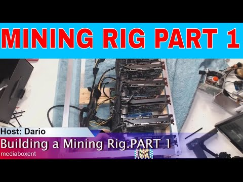 How To Build A Gpu Mining Rig Part 1 (frame)