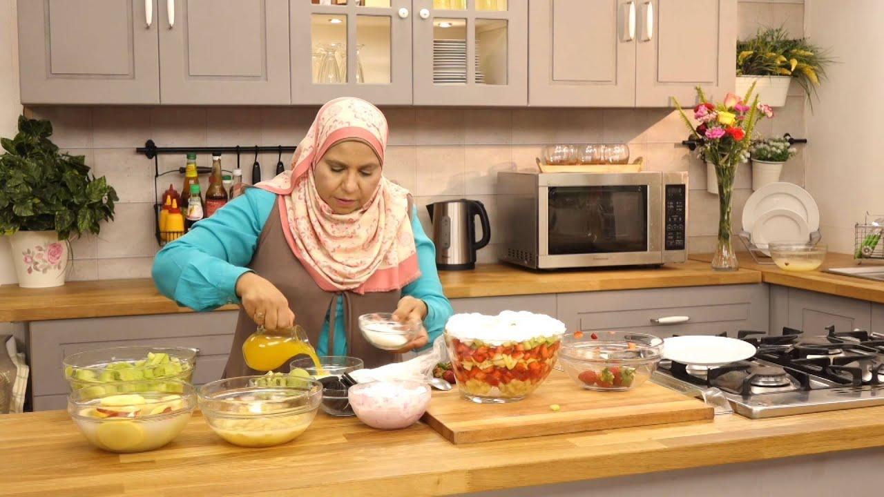 طبق شم النسيم وبيض شم النسيم مع منال رشاد فى الأكل البيتى (الجزء الثانى)