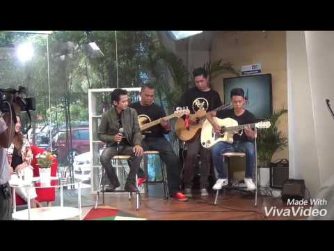 REAL SPIN - AKUSTIK SEMAKIN RINDU with lyrics