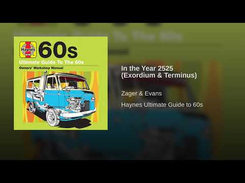 Zager And Evans - In The Year 2525 (Official Audio)