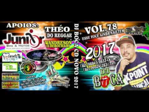 DJ BOCA 2017 VOL 78 CD COMPLETO