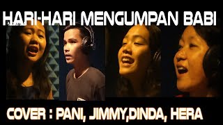 Download lagu PANTUN HARI HARI MENGUMPAN BABI (COVER JIMMY,HERA,PANI & DINDA)-A Star Man Production House
