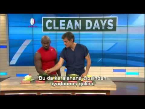 Dr Öz Show - 21 Günde 2 Beden Zayıflama