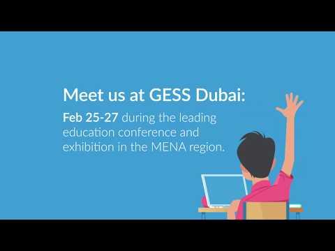 Meet Learnetic At Digital Education Show GESS Dubai 2020
