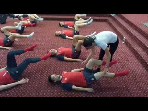 Pilates, Nadja Pilates Serbia U20