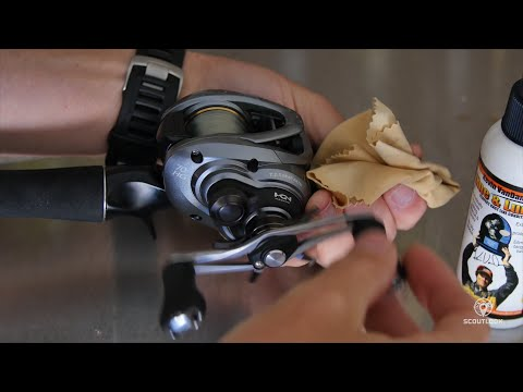 Fishing Tip: How To Condition Your Fluorocarbon Line