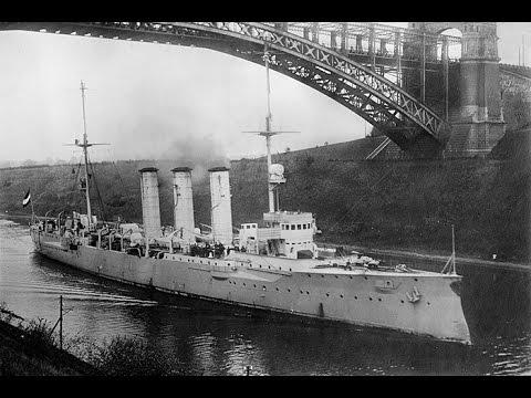 World of Warships Dresden последний крейсер эскадры Шпее