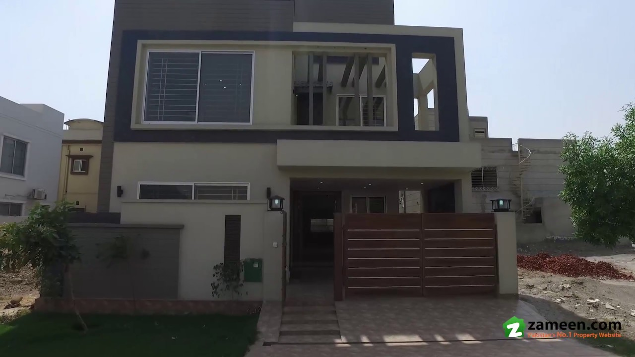 8 marla house is available for sale in bahria town usman block