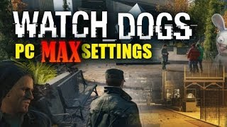 Watch Dogs GTX 780 PC Gameplay Max Settings / Ultra Graphics [HD]