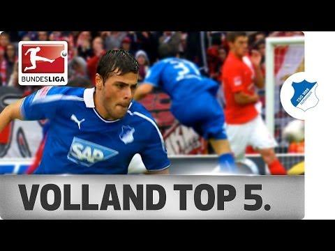 Kevin Volland - Top 5 Goals