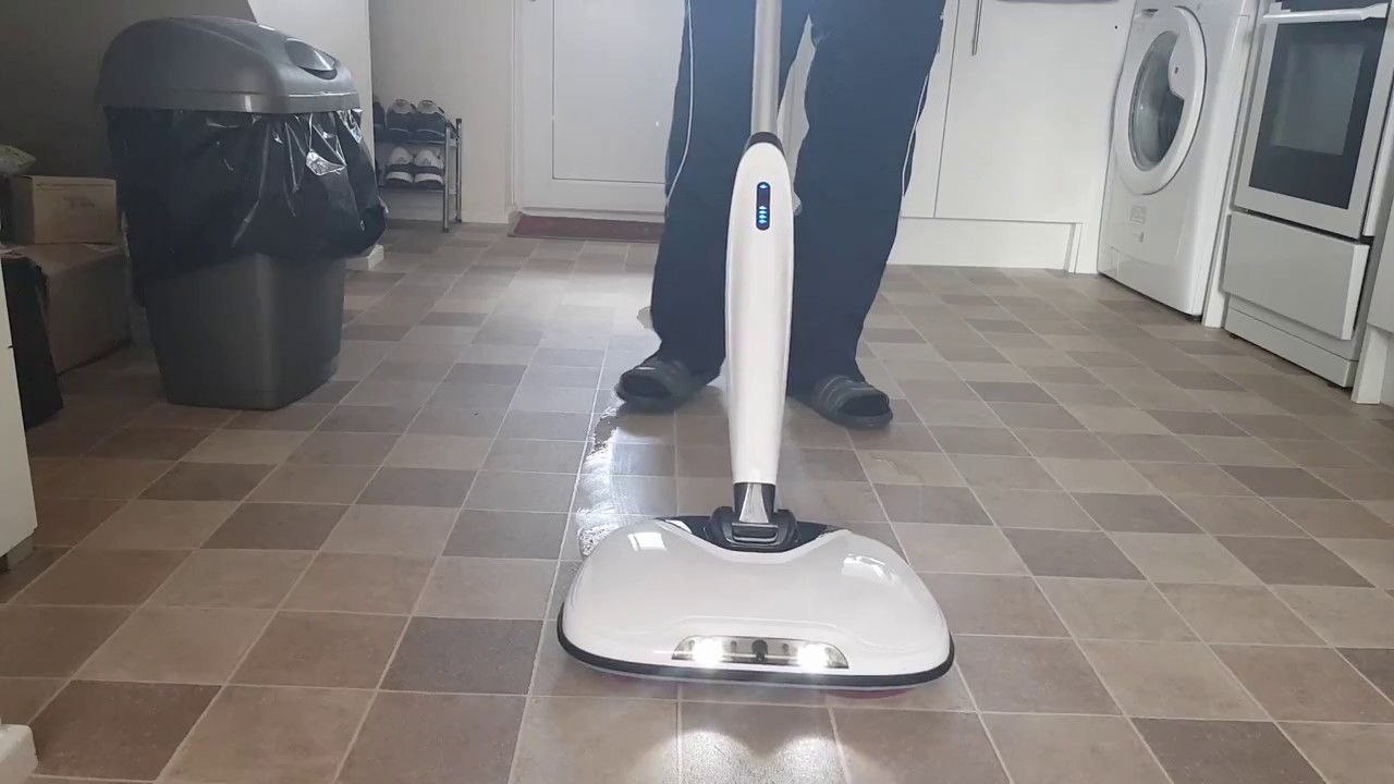 Upright Stick Sweeper Floor Cleaner 4 In 1 Multi Functional