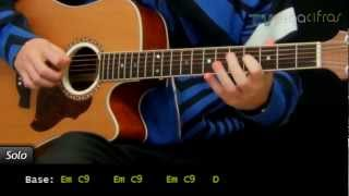Seether - Broken (Feat. Amy Lee) - (Aula de violão) - TV Pega Cifras