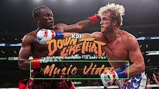 KSI - Down Like That  | KSI vs LOGAN PAUL 2