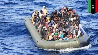 Muslims throw 12 Christians overboard in religious clash on migrant boat in Mediterranean sea