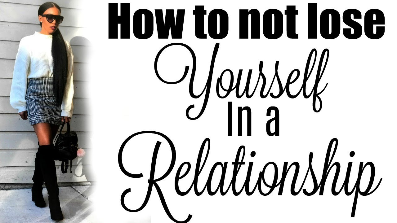 How not to lose yourself in trying to please someone 35