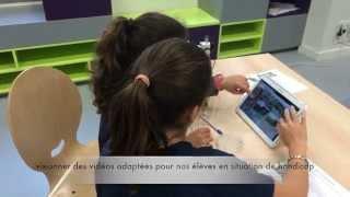 ecla, salle de pédagogie innovante