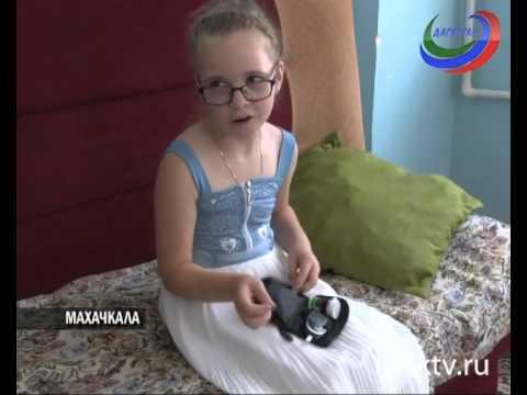 Дети, больные сахарным диабетом, получили 100 глюкометров