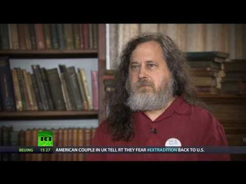 Stalling Democracy (ft. Richard Stallman, founder of Free Software Foundation)