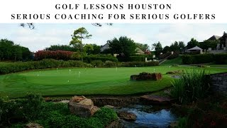Golf Lessons Houston - Coaching for all Serious Golfers