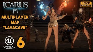 ICARUS M Gameplay Android Part 6 (Open World MMORPG)