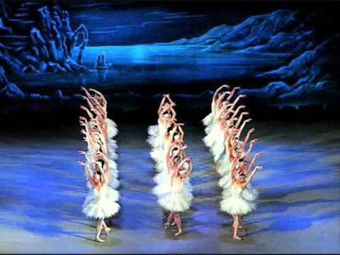 Swan Lake Ballet Tchaikovsky  Act II: XIII Danses des Cygnes Dances of the Swans Part I