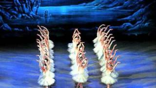 Swan Lake Ballet (Tchaikovsky) - Act II: XIII. Danses des Cygnes (Dances of the Swans) (Part I)