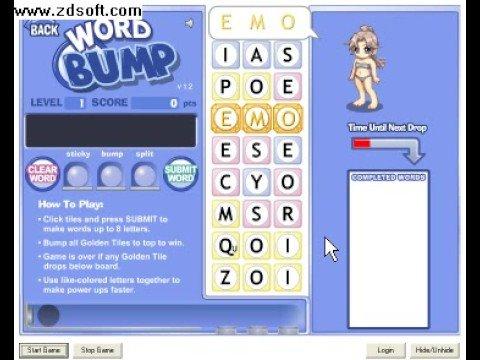 How To Use Wordbump Bot