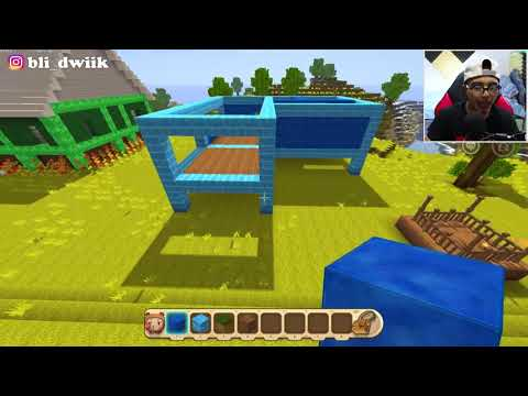download Upiiiin Senang! Rumah Baru Tok Dalang Di Mini World