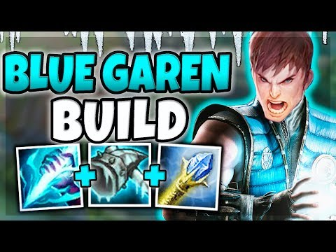 94 The 2 Shot Garen Build Insanely Op Burst Damage League Of