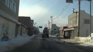 北海道道1033号土佐東浜線(佐呂間方面)[北見市(旧常呂町)]