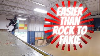 5 Easy Tricks out of a Skate Ramp