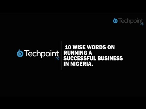 How to Build a Succesful (Online) Business in Nigeria