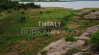 Travel Video: Burkina Faso by Drone / Thialy Lodge...