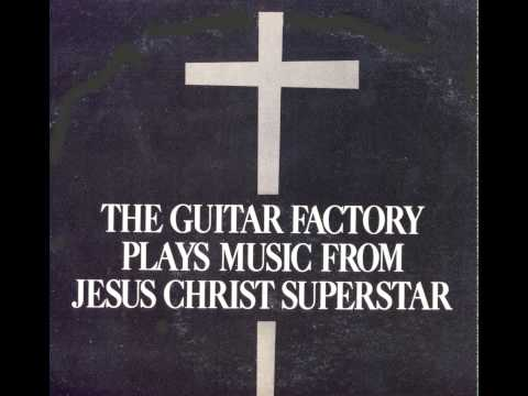 The Guitar Factory - Pilate's Dream -1971