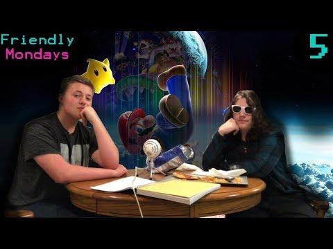 Friendly Mondays: Super Mario Galaxy PART 5- That's A Quote!