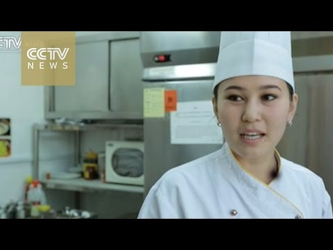 Kazakhstan has a taste for Chinese food