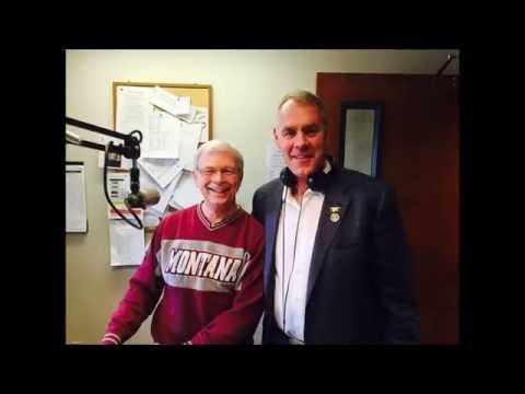 Congressman Ryan Zinke on Talk Back Good Friday Edition
