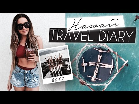 Hawaii Vlog! | A Week In My Life + Travel Guide!