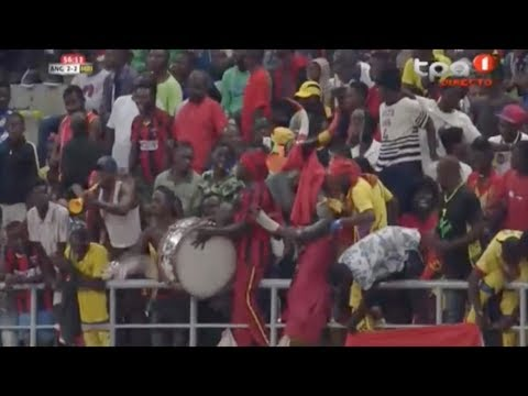 2018 CHAN Qualifiers - 2018 CHAN Qualificações -- Angola vs