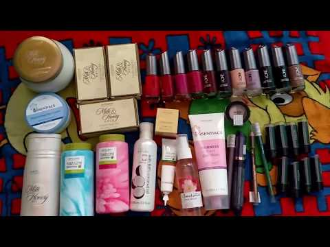What I purchase from Oriflame? #oriflameindia #oriflameproducts