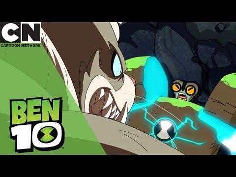 Ben 10 | What's Under the Blanket | Cartoon Network thumbnail