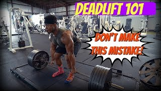 THIS Will Fix Your Deadlift | WOW THAT WAS HORRIBLE