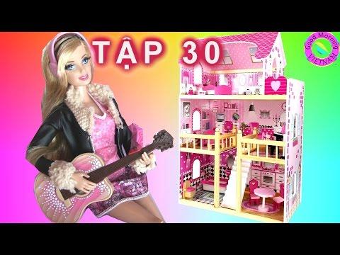 Cuộc Sống Barbie & Ken (Tập 30) Barbie Về Nhà Mới