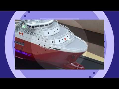 Miniatur Kapal Pacific Defiance